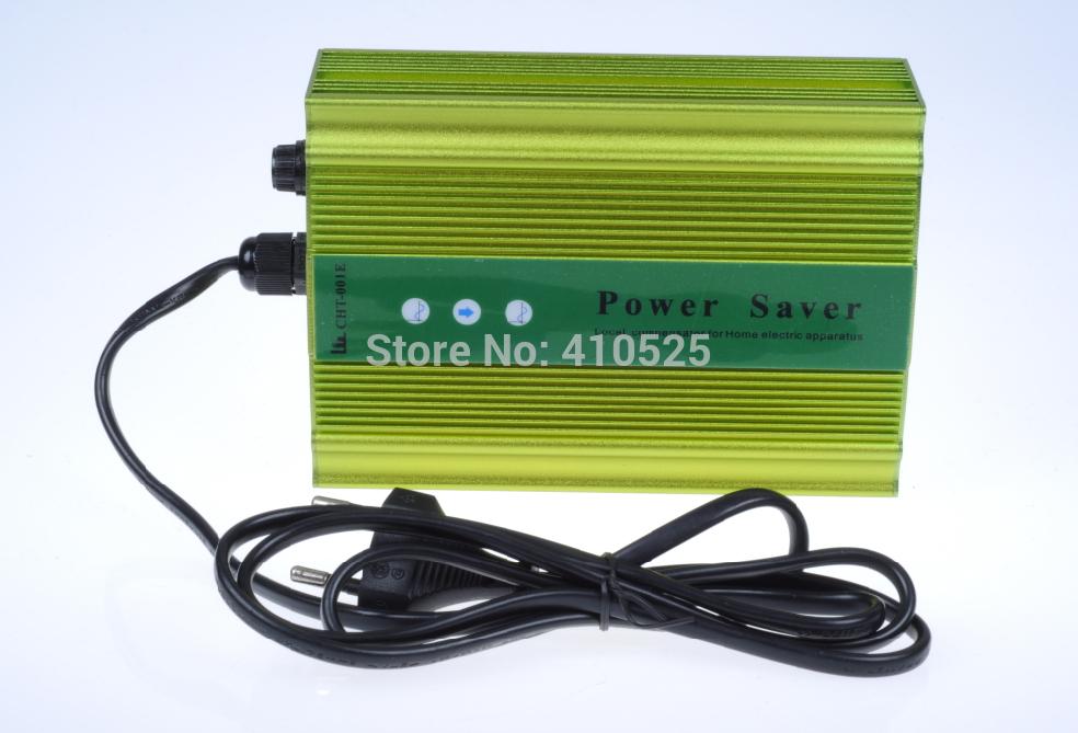 50000W 90V-250V Power Electricity Saving Box Energy Saver metal case US/EU/UK/AU Plug 10 pcs(China (Mainland))