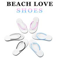 NEW Lovers Contracted flip-flops Sandals Summer Flat Slippers Flip Flops Beach Slipper Sandal MEN Women's slippers FREE SHIPPING