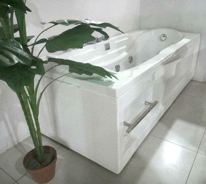 by sea acrylic bubble bath,whirlpool massage bathtub,hot tub,tubs,bath tub No,B205 portable small bathtub(China (Mainland))