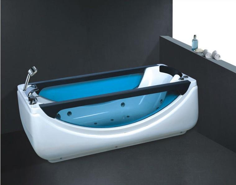 Nieuw ontwerp voor eenmalig gebruik bad tweezijdige bad badkuip whirlpool baden niet te koop b268 - Badkuip ontwerp ...