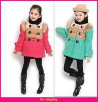 Topolino Brand, New 2014, Autumn / Winter Clothing, Baby Wear, Girl, Children Outerwear, Windproof Waterproof Jacket