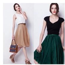 cheap sexy silk skirt
