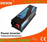 3000W 24v 110V/220v  Pure Sine Wave UPS Off Grid Power Inverter