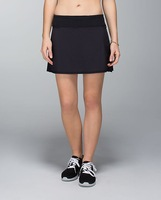 yoga brand style women skirts ,yoga skirts,sprots women skirts,run skirts,Run: Pace Skirt 4-way Stretch (Tall) lulu store