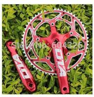 Free shipping.road bike chain wheel.OTA crankset stanchart kt510 60T.Brand.Original.Aluminum alloy