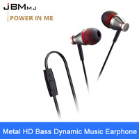 2014 Special Offer Headset Headphones 3.5mm Hifi Intelligent Stereo Metal In Ear Earphone Bass Headphone Buds for Mp3 Mp4 Etc