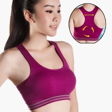 popular cotton sport bra