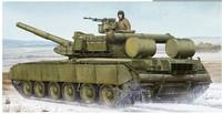 Trumpeter 05581 1/35 Russian T-80BVD MBT  Assembled model