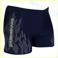 swim wear in 3d print design sea beach  man swimming trunks / shorts pool trunk