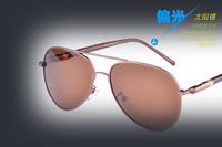 FreeShipping+ MB209 The new fashion  Sunglasses wholesale Men with Aluminum and magnesium  polarized&Classic  driving glasses