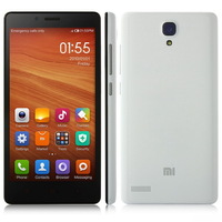 XIAOMI Hongmi Note MTK6592 Octa Core 5.5 Inch IPS Screen 2GB 8GB MIUI V5 Smart Phone Dual Cameras WIFI 3G GPS Bluetooth