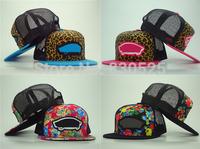 2014 New letter baseball caps hip hop leopard Floral Snapback hats for men women summer brand cap hat snap back sports casquette