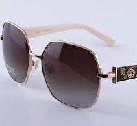 2014 The new 6100 classic small fragrant flower beautiful lady fashion blast wave models sunglasses sunglasses noble temperament