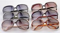 The new 815 gram Ms. star models retro sunglasses gradient sunglasses large frame sunglasses yurt tide