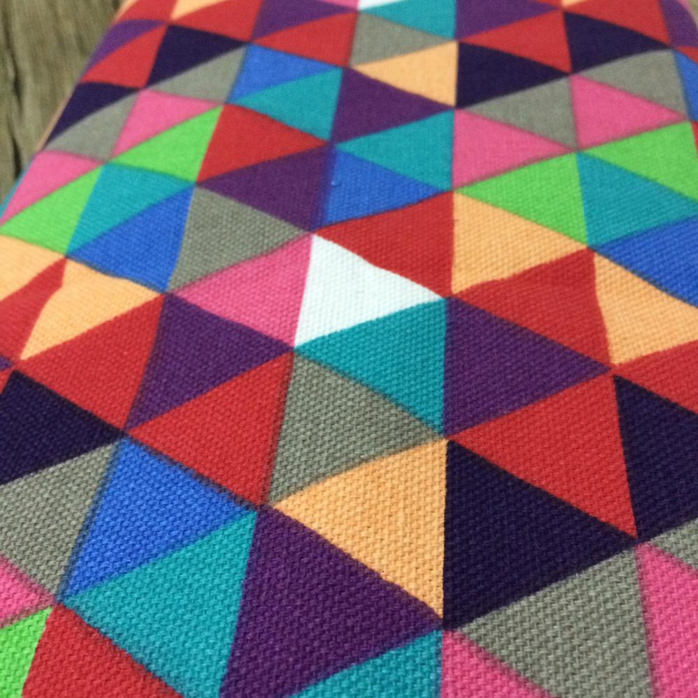Colorful Cotton Cloth Cotton Mosaic Color