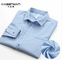 New Arrival~ Free Shipping Men's High Quality Casual Full Shirt Slim Fashion Shirt 3 Colors 1pc/lot