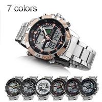WEIDE Men Sports Watches Men luxury brand Relojes Military Quartz Watches Men's army Dress Relogio Masculino Men Wristwatches