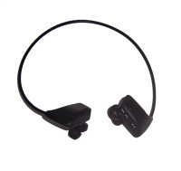 Wireless Sport Headphone MP3 Player with FM Radio Play Songs From TF Card
