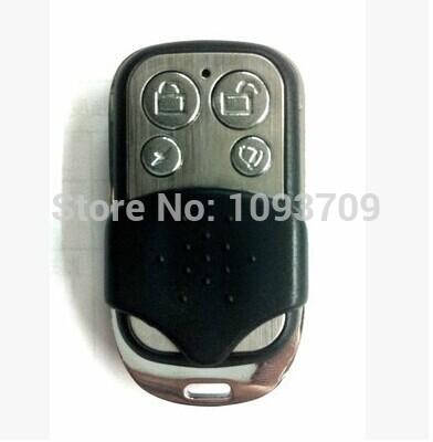 XQCarRepair 2pc car alarms remote control clone 433mhz self copy auto door remote key duplicator remote garage door opener(China (Mainland))
