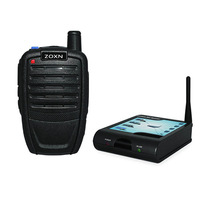 Promotion Item 500m  mobile radio cordless microphone  ZX-777