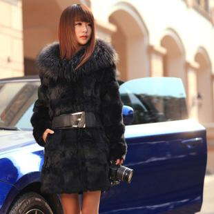 Женская одежда из меха TopFur ! TF0268