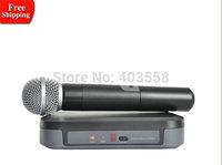 PG4 Hot sell cheap price professional dj equipment ktv karaoke VHF Wireless Microphone system