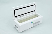 2014 portable insulin cooler box/Insulin Cooler Refrigerated Box / Portable Drug Reefer / Car Small Refrigerator
