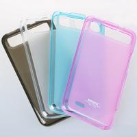 Min.order Min.order is $10 (mix order) Top quality Transparent soft silicon back cover case for zte V987 V967S N980 V987S