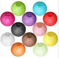 Free Shipping 24pcs/Lot 4''(10cm) Chinese Lantern Paper Lantern For Birthday Party Decorations