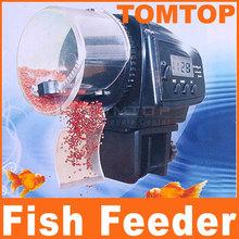 Gestante Aquario Para Peixes Digital Automatic Aquarium Fish Auto Feeder with Aquarium Food Fish Feeder Timer auto pet feeder(China (Mainland))