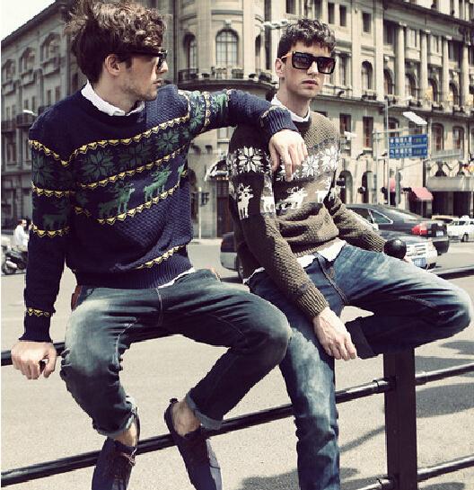 Мужской пуловер W xg3/05 XG3-05