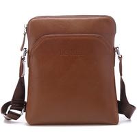 Hot Sale New 2014 Fashion Designer Kangaroo Brand Handbags Men Shoulder Bags Genuine Leather Men Messenger Bag Black Brown