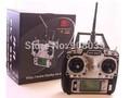 Hot Sale Brand New  FS FlySky FS-T6/FS T6 2.4G Digital Proportional 6 Channels Transmitter & Receiver w/ LED Screen Mode 2