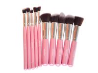 New arrival ! 10 pcs Professional Foundation brushes makeup brushes Set pinceis maquiagem  ZH1226ten Alishow