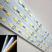 30m 30x 1m 5630 SMD LED bar light 100cm 72LEDs Super Bright rigid Hard Strip lamps 12V cool warm white Non-Waterproof free ship