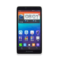 "Original Lenove A889 6"" Capacitive Screen Android 4.2 MTK6582 Quad Core Mobile Phone 1.3GHz 8.0MP 1GB+8GB GPS 3G Cellphone Black"