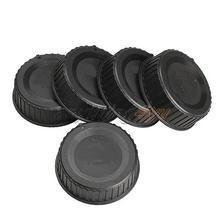 ONLY 5pcs Rear Lens Cap Cover for All Nikon AF AF-S DSLR SLR Camera LF-4 Lens