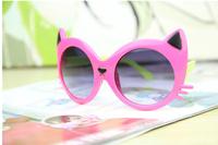 36pcs/lot Fashion Children's cat sunglasses for girls/ boys hot selling