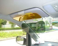 Car Anti-Glare & Dazzling Goggle Day and Night Vision Driving Mirror Sun Visors wholesale price free shipping