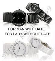 2015 mens watches top brand luxury Watch full ceramic casual quartz watch dress men & women wristwatches lovers