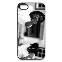 2014 Limited Direct Selling for Apple Iphones Plastic Anti-knock Handsome Chief Keef Case for Iphone 5 5s Cool