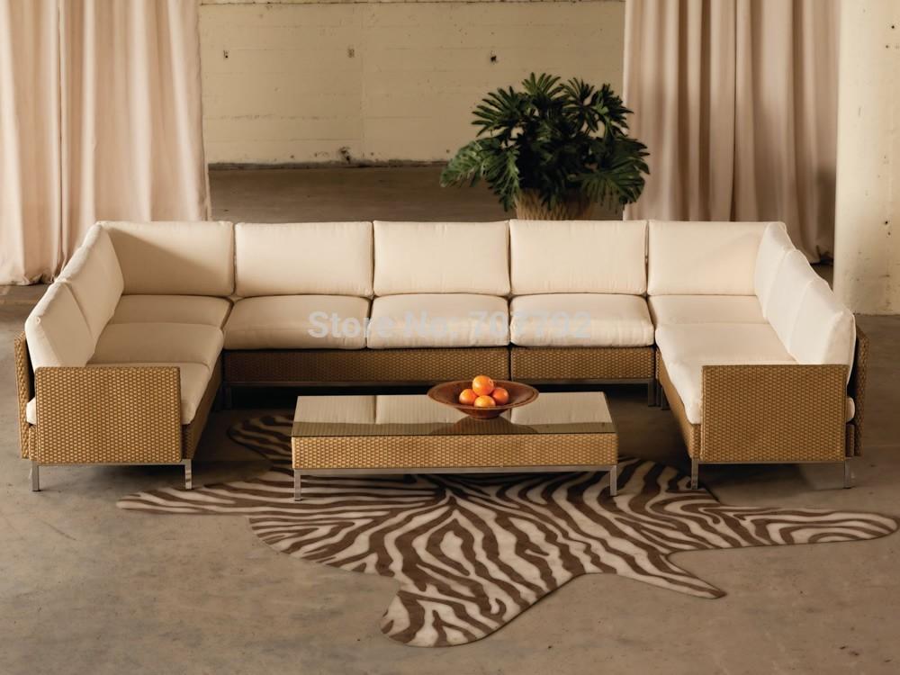 2015 Hot venta Patio de diseu00f1o moderno mobiliario de ratu00e1n ...