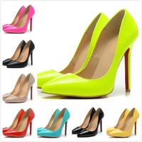 Free Shipping 9 Colors Brand Designer Platform Pumps Women High Heel Shoes 2014 Genuine Leather Women Pumps Wedding Shoes 12cm
