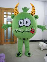 POLYFOAM high quality costume watermelon monster mascot costumes