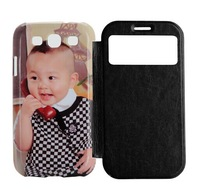 factory directly sale high quality heat sublimation covers for galaxy S3 9300/9308 UK popular DIY phone cases