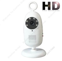 Free Shipping!HD 720P Wifi Baby Monitor Camera DVR For ISO Andriod Smartphone IR Cut