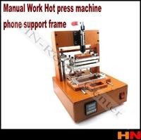 1pcs Fit for iphone 4 4 s 5 stent machine mobile phone LCD panel laminating machine hot press separator split screen machinist
