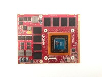 for Dell Alienware M17x R2 ATI HD 4870 1GB MXM 3.0b Video Card 2TKKD 2YVP1 NN4MG 4XRDT fully tested