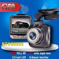 """New Blackview Mini Design Camera Car DVR Registrar 2.0"""" LCD 1080P Full HD H.264 + 170 Degree Wide Angle Lens G50 Novatek 96650"""