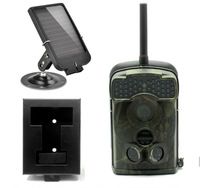 LTL 5310WMG 100 degree Wide angel 940NM 12MP MMS/GPRS Digital game hunting trail camera wild camera+Solar charger+Iron box